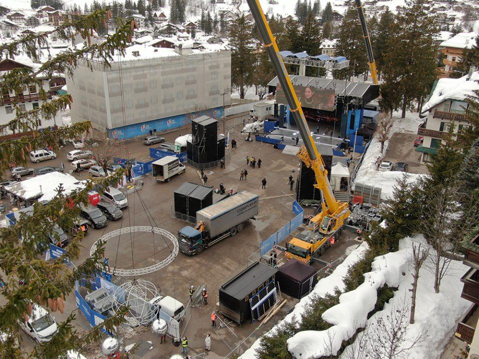 Campionati mondiali di sci, Cortina d'Ampezzo (BL)